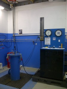 Hydrotesting System